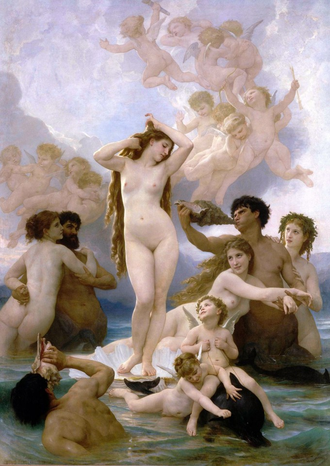 William-Adolphe_Bouguereau_(1825-1905)_-_The_Birth