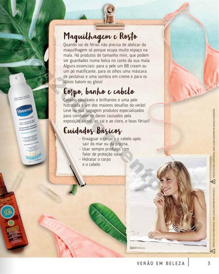 Antevisão Folheto CONTINENTE Extra verão promoç