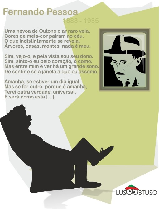 Aniversário Fernando Pessoa