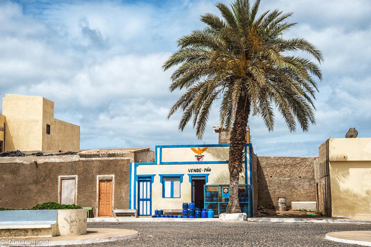 2017- Sal (Cabo Verde) - 3º dia-Volta à Ilha (10