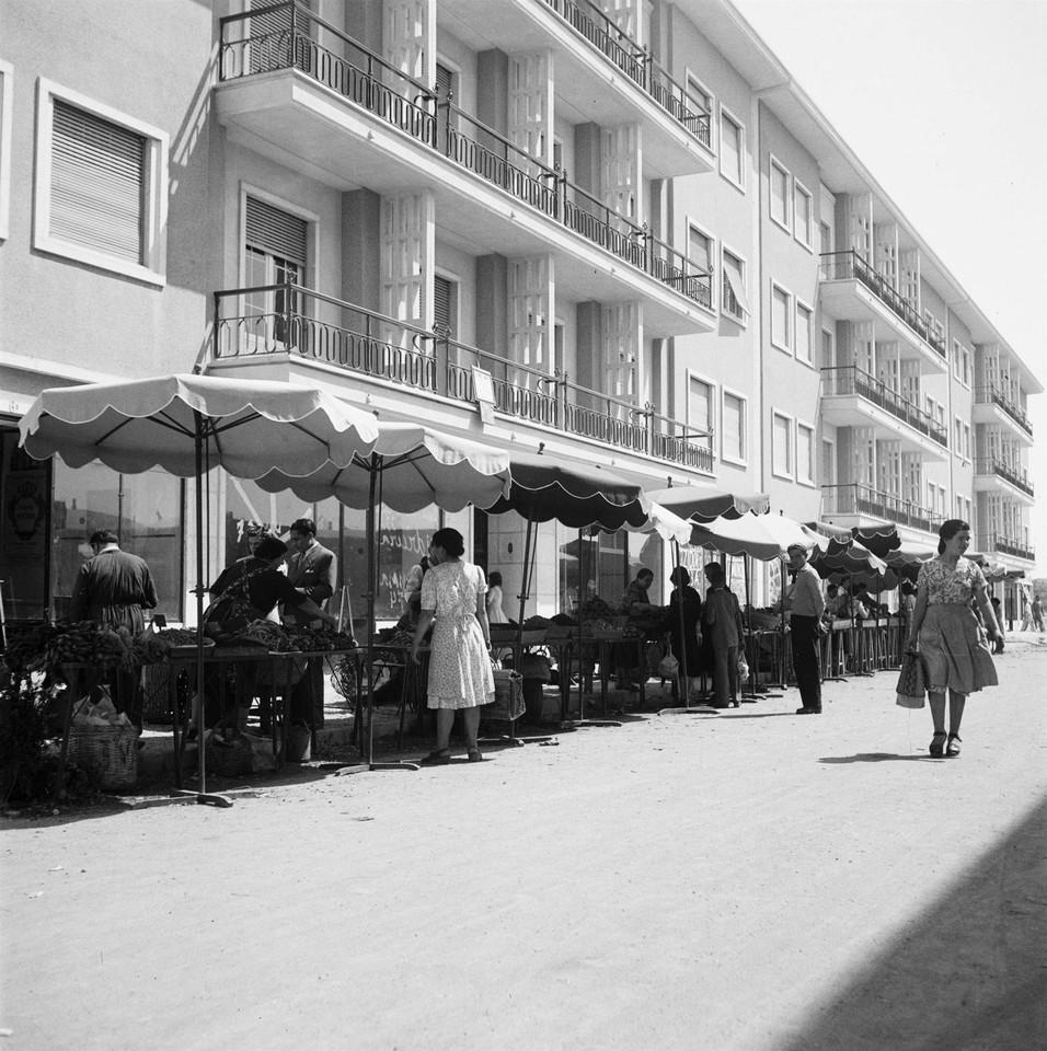 Mercado de Levante inaugurado no bairro de Alvalad