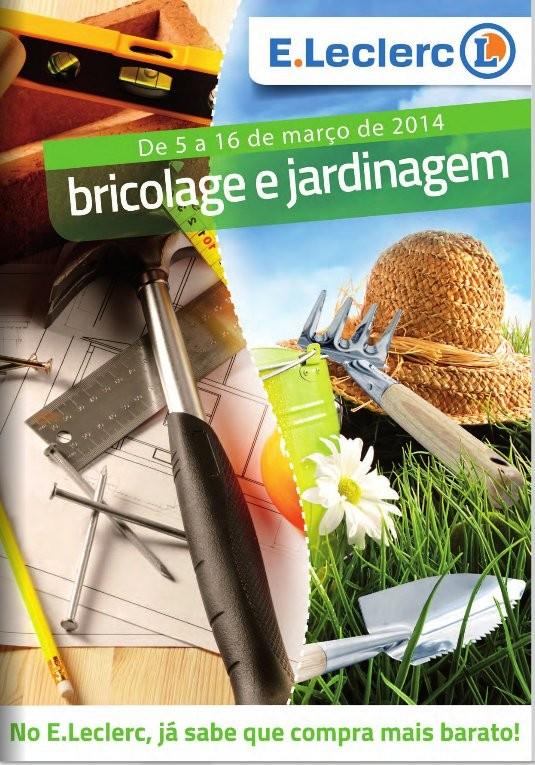Antevisão folheto | E-LECLERC | Bricolage e Jardinagem