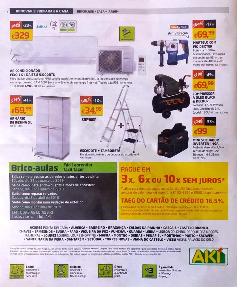 7036c48fa56 Antevisão Folheto AKI Promoções de 22 março a 22 abril - Blog 200 ...