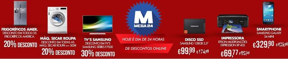 Mega24 | WORTEN | hoje dia 11 fevereiro