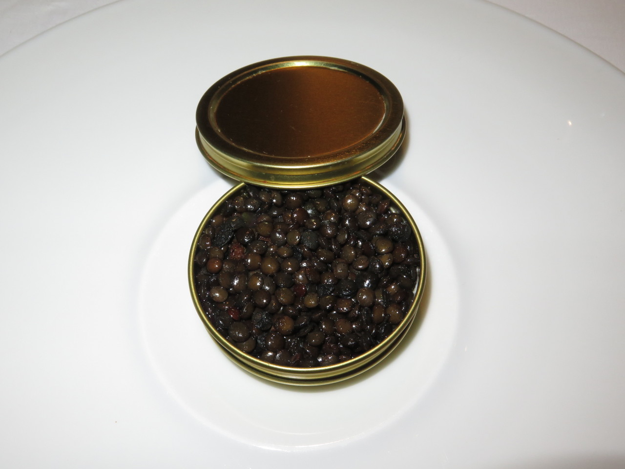 Lentils are better than caviar