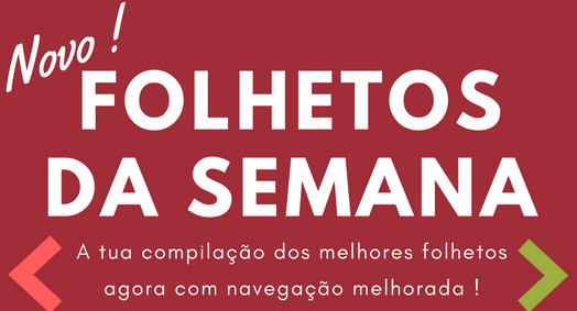 Folhetos e Promoções da Semana