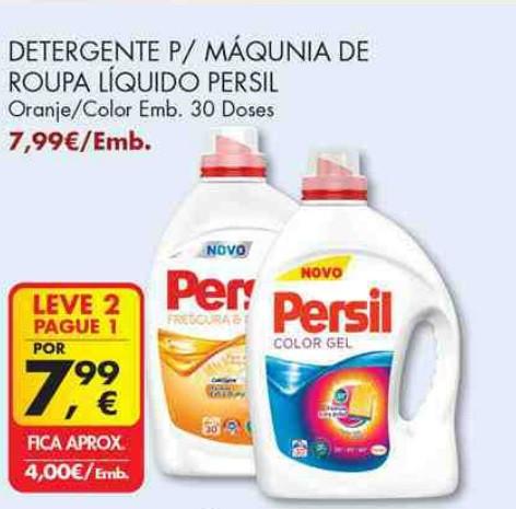 bricopoupar acumulação promoção pingo doce persil