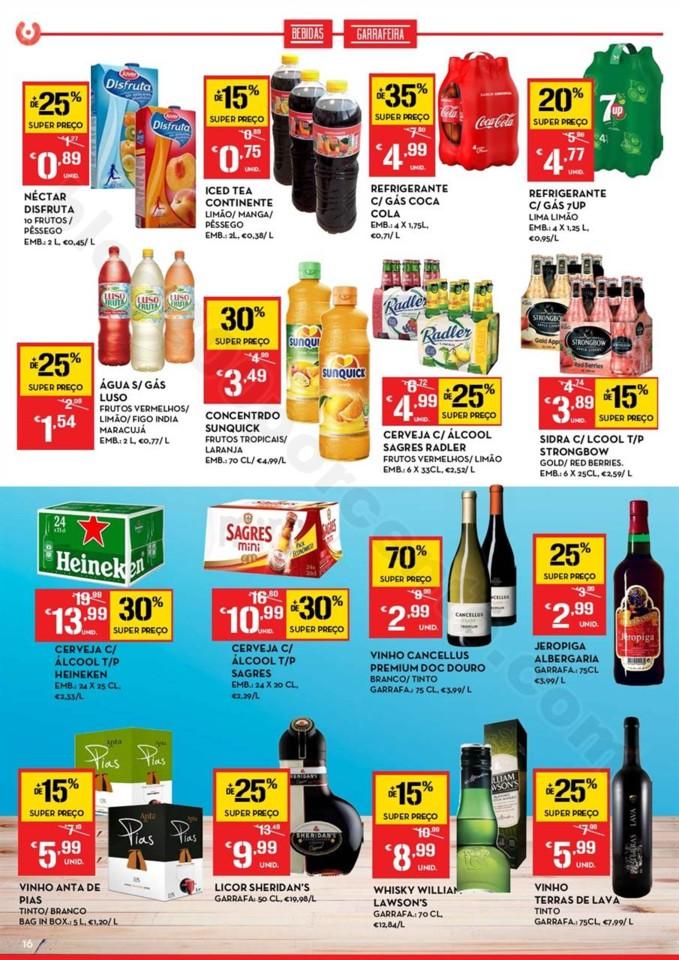 Antevisão Folheto CONTINENTE Açores promoções