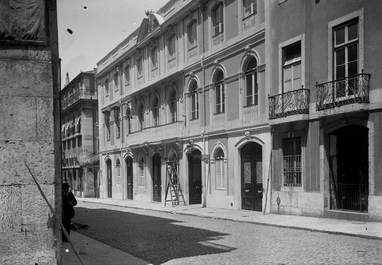 Grémio Literário, 191 , foto de Joshua Benoliel,