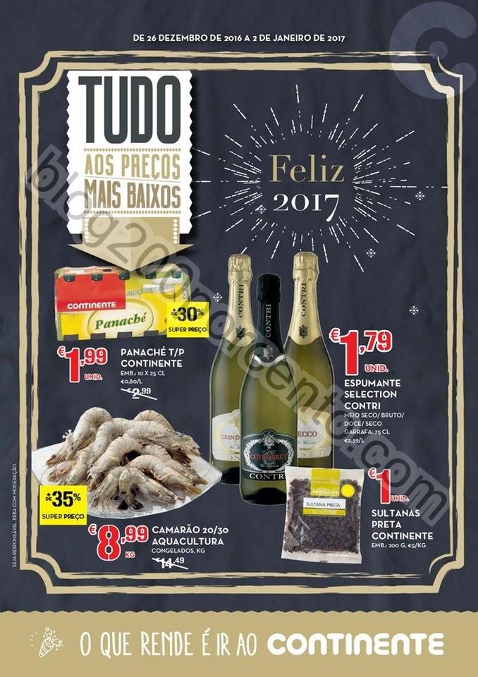 Novo Folheto CONTINENTE Açores promoções de 26