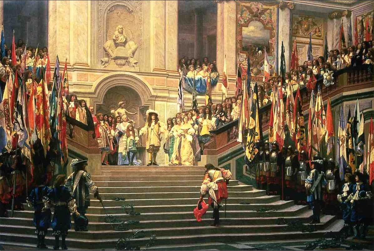 Réception_du_Grand_Condé_à_Versailles_(Jean-Lé