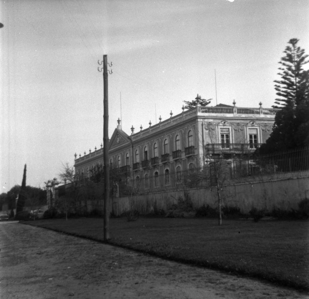 Seminário dos Franciscanos, 1961, foto de Artur G