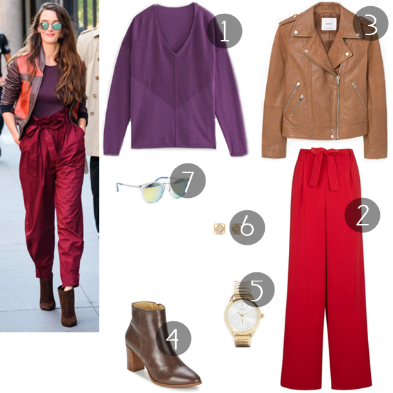Get Her Look - Charlotte Le Bon