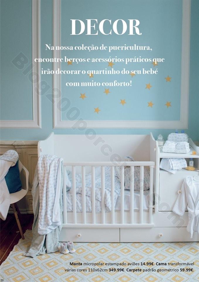 Antevisão Folheto JUMBO Especial Bebés Promoçõ