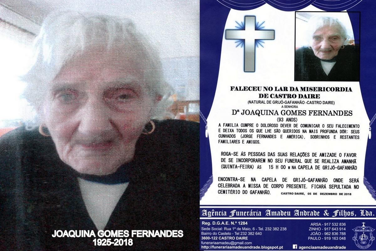 FOTO-RIP--DE JOAQUINA GOMES FERNANDES-93 ANOS (GRI