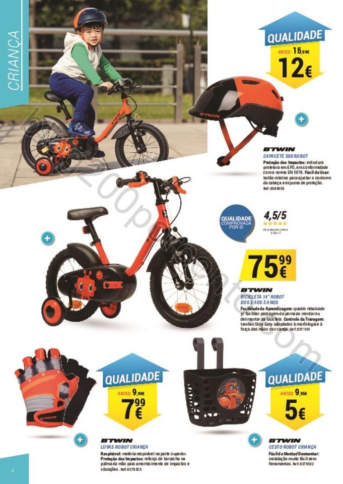 074443331 Novo Folheto DECATHLON Preços Baixos - Ciclismo - Blog 200 ...