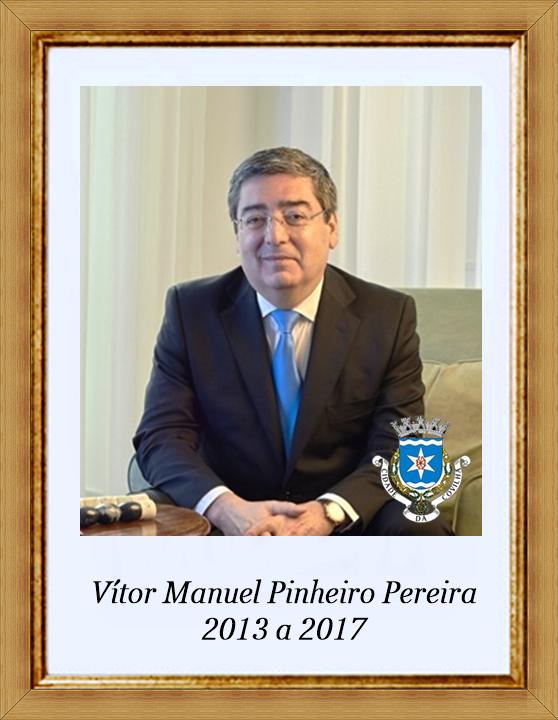 Vítor Manuel Pinheiro Pereira - 2013 a 2017 - emb