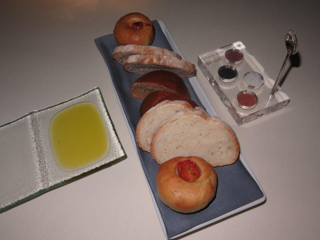 Pão, Azeite e Sal