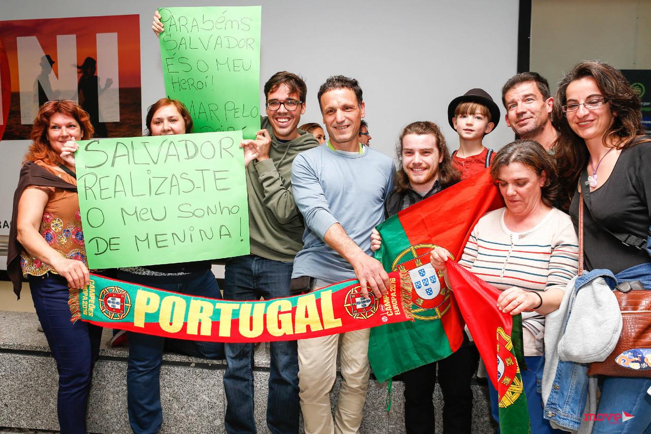 Salvador Sobral realizas-te o meu sonho e meu heroí (Move Notícias, 2017)