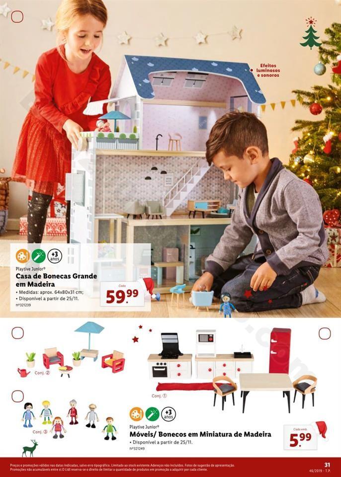 Folheto LIDL Presentes de Natal 11  novembro p31.j