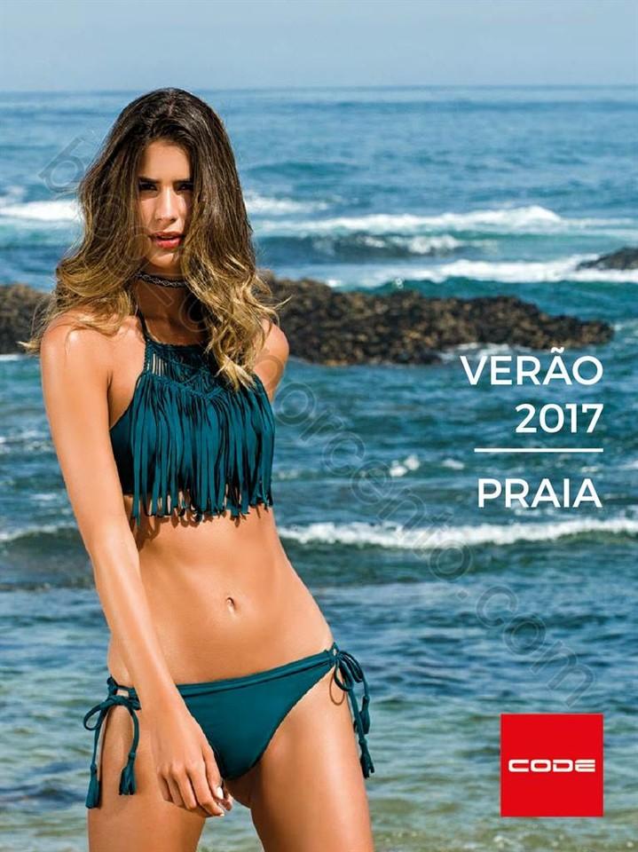 Antevisão Folheto CODE - PINGO DOCE Praia - Verã