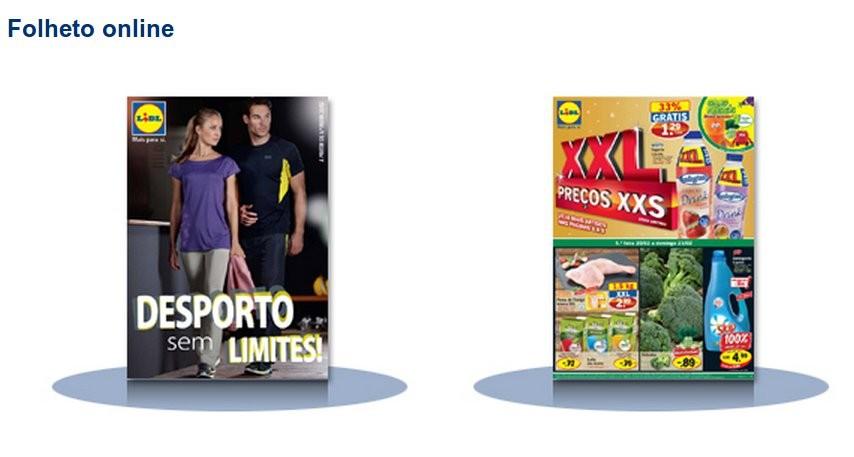 Novos folhetos | LIDL | Online a partir de 20 fevereiro