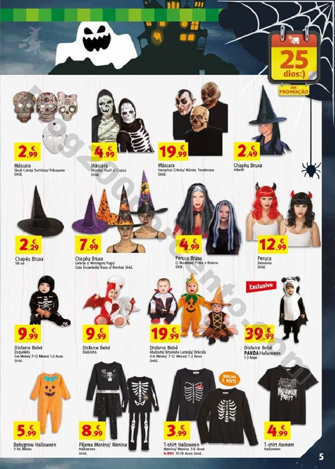 Folheto Jumbo Especial Halloween 19a31 out