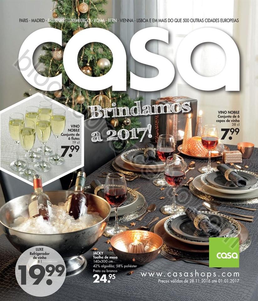 Antevisão Folheto CASA Natal de 28 novembro a 1 j