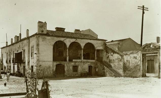 Matinha, Lisboa (E. Portugal, c. 1941)