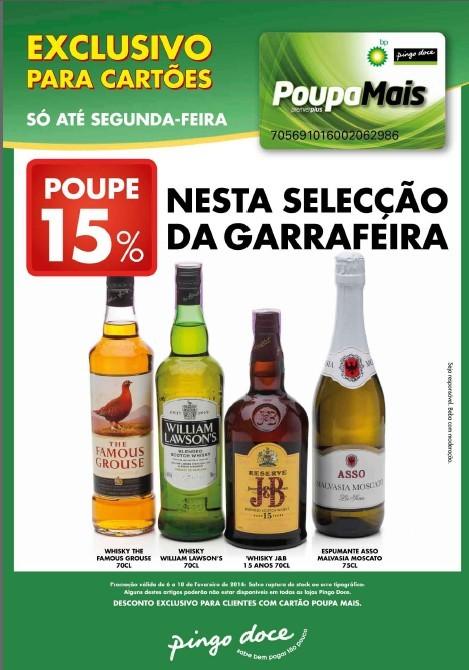 Novo folheto | PINGO DOCE | Poupa mais de 6 a 10 fevereiro