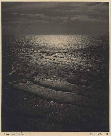 Olive Cotton (Australian 1911-2003), Sea's Awake