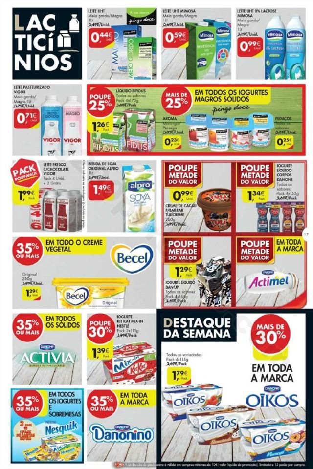Antevisão Folheto PINGO DOCE Super Promoções 17