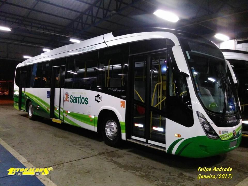 PIR4490 Viale BRT Volvo 215RH Hybrid 2014 Felipe A