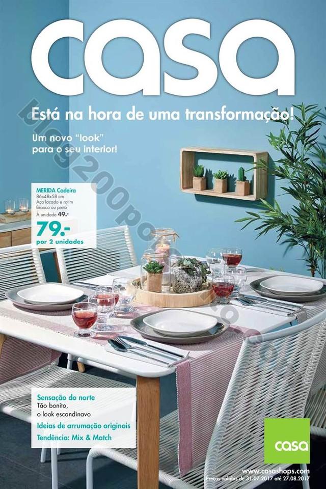 Antevisão Folheto CASA Promoções de 31 julho a
