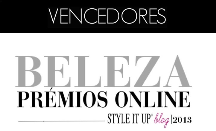 Prémios de Beleza Style it Up