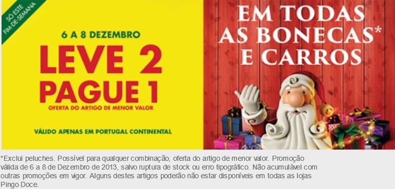 Brinquedos Leve 2 Pague 1 | PINGO DOCE |  bonecas e carros - Este fim de semana