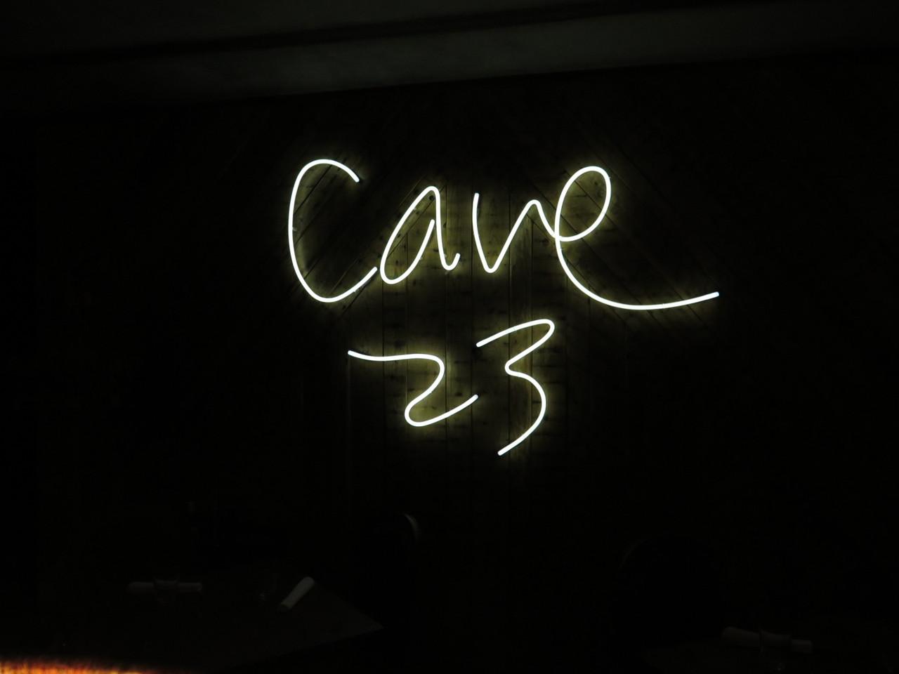 CAVE 23, o restaurante de Ana Moura