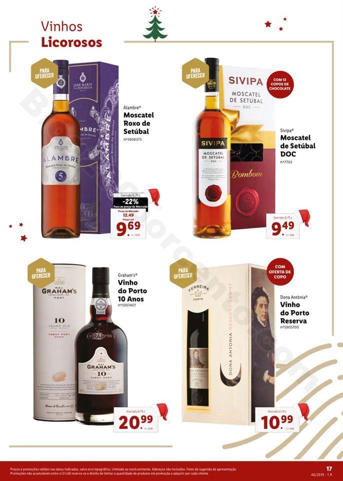 Folheto LIDL Presentes de Natal 11  novembro p17.j