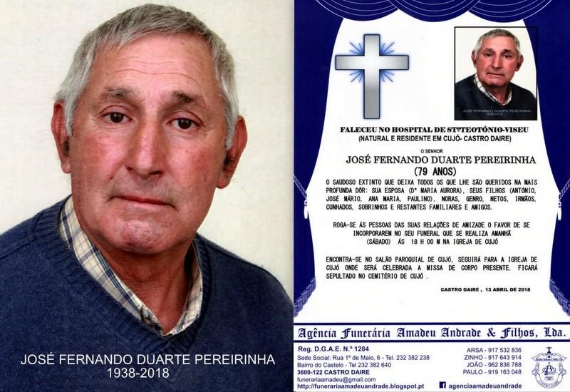 RIP-FOTO DE JOSÉ FERNANDO DUARTE PEREIRINHA-79 AN