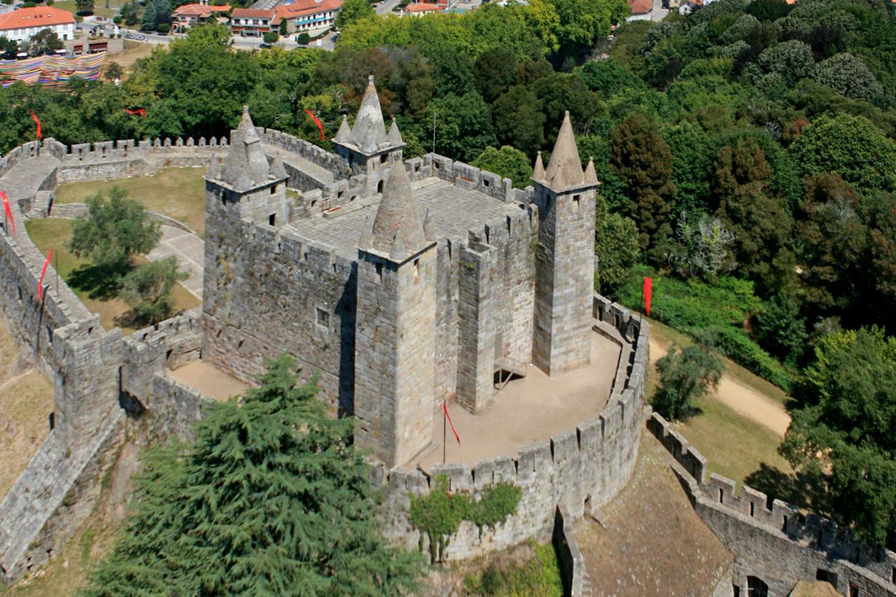 Castelo_vista aérea (eirado da torre de menagem).