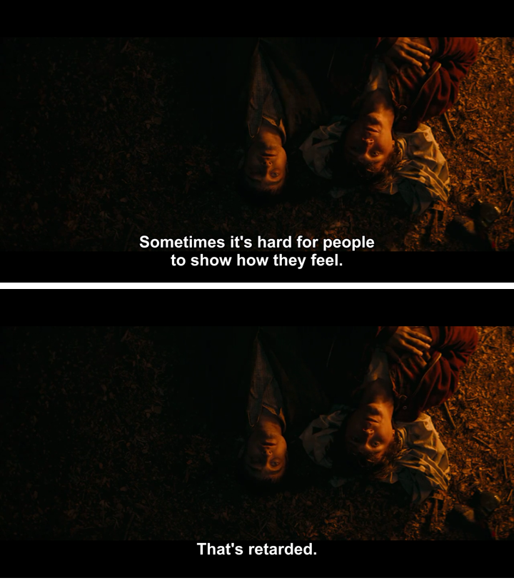 quote swiss army man