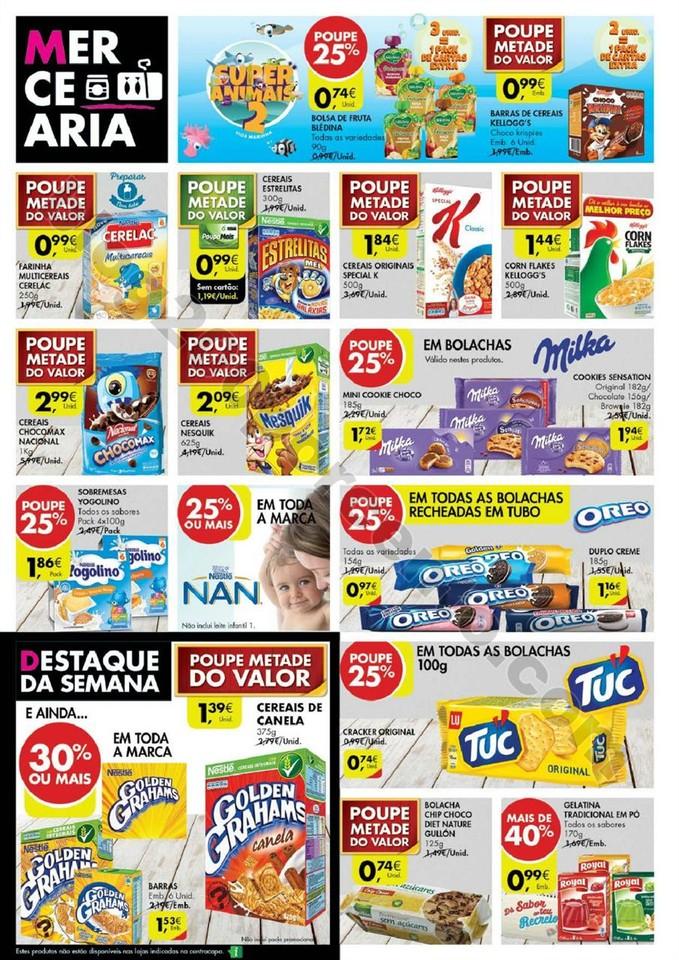 01 antevisão Folheto PINGO DOCE Madeira de 19 a 2