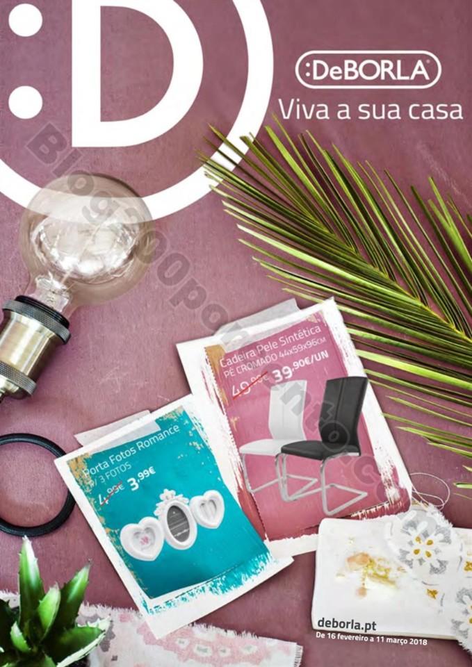 Antevisão Folheto DEBORLA Promoções de 16 fever