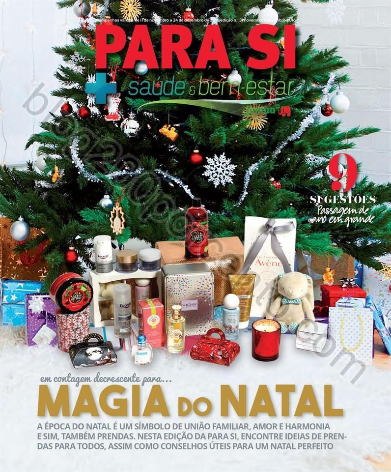 Novo Folheto  JUMBO - BEM ESTAR Natal 2016 até 24