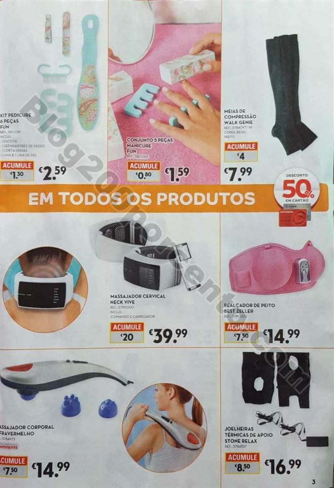 antevisão folheto Bazarão promoções Continente 17a23abr