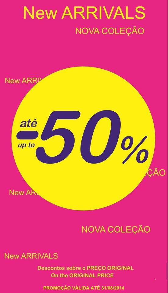 50% de desconto | FREEPORT | Samsonite até 31 março