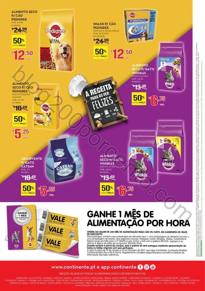 Antevisão Folheto CONTINENTE - Bom Dia feira anim