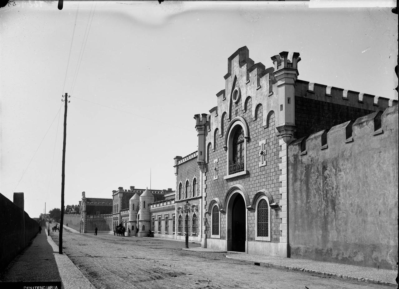 Penitenciária de Lisboa, sd, foto de Leilão Soar