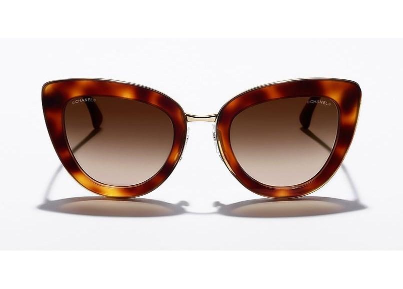 Óculos de Sol Chanel Primavera Verão 2017 - Coleção e Novidades ... 5f8693c23d
