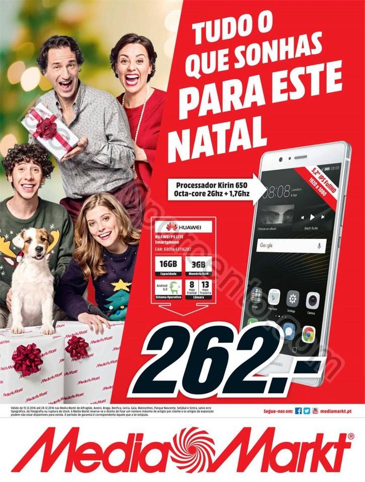 Antevisão Folheto MEDIA MARKT Natal promoções d